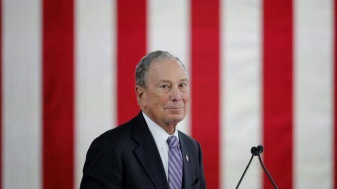 Michael Bloomberg Was Eviscerated On Stage At Last Night S Debate