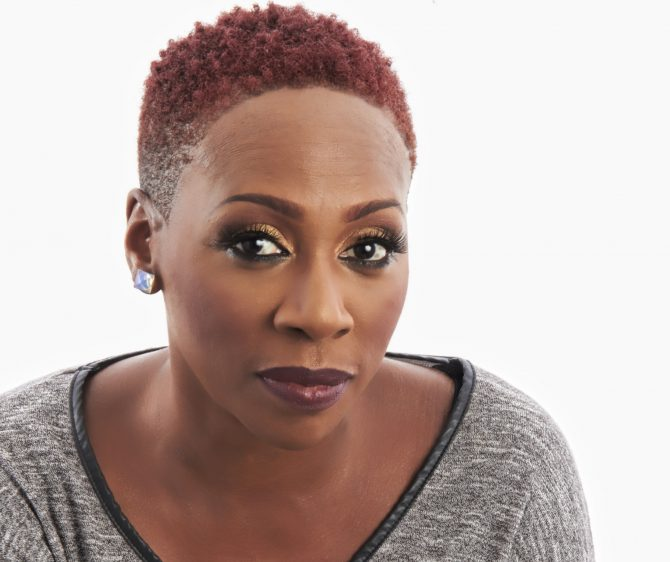 """This is a woman not to be f*cked with"" Out comic Gina Yashere on going from stand-up to sitcom"