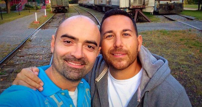 Brian Zupanick and John Giarratano - who has been critically ill with coronavirus/COVID-19