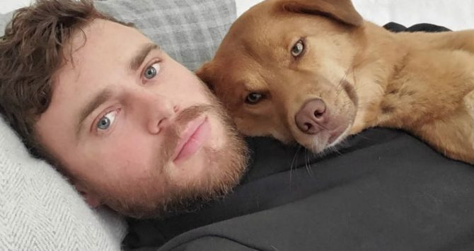 Gus Kenworthy is selling videos for COVID-19 relief