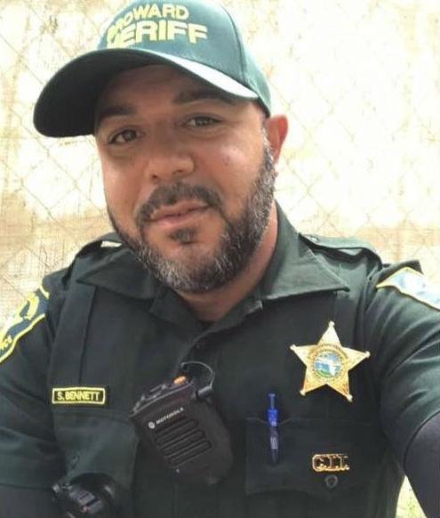 Deputy officer Shannon Bennett