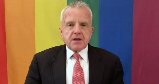 US Ambassador to Russia, John Sullivan