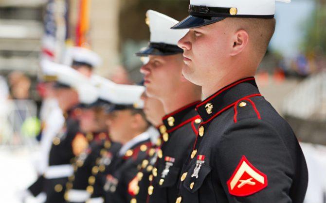 US Marines (