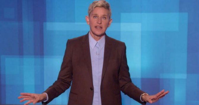 Ellen DeGeneres has apologized to staff