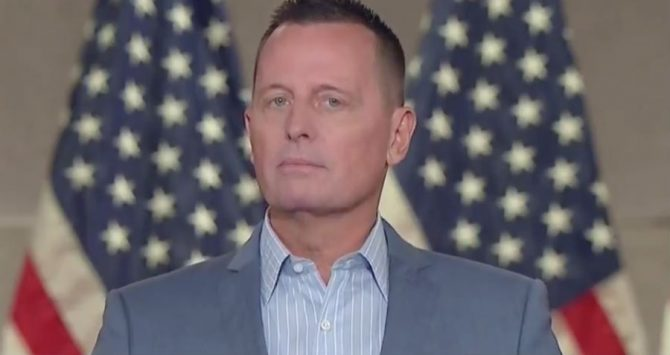 Richard Grenell addresses the RNC
