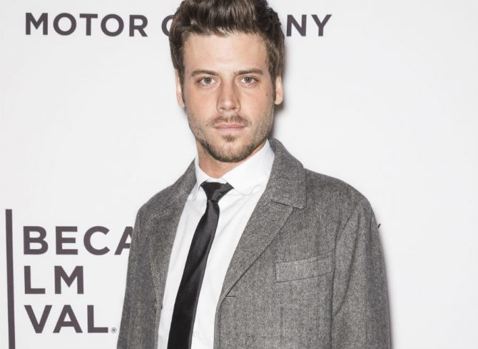 Francois Arnaud has come out as bisexual