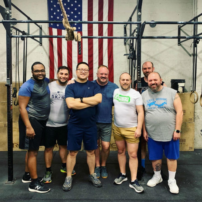 Bear fitness with PawedNYC