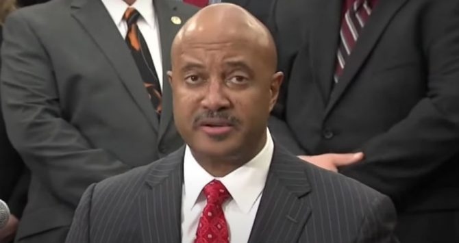 Indiana Attorney General, Curtis Hill Jnr.