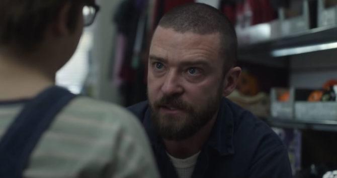 Justin Timberlake in Palmer