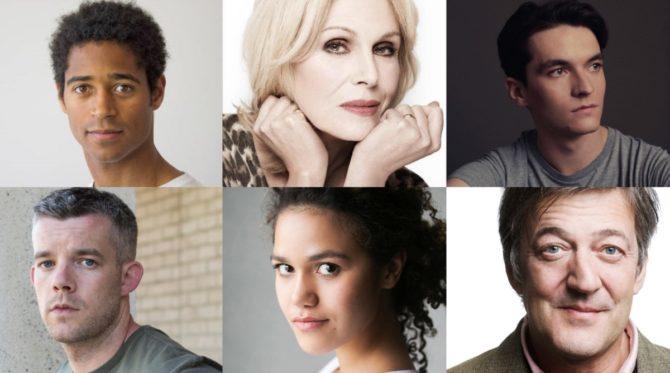Dorian Gray cast