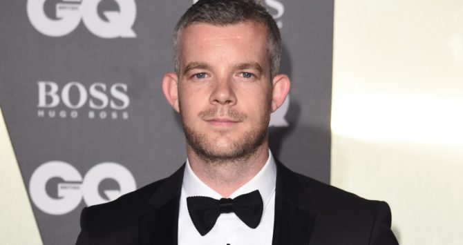 Russell Tovey at GQ Men of the Year Awards 2019