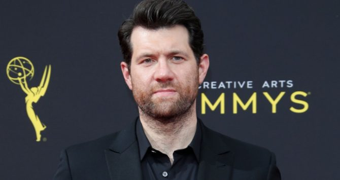 Billy Eichner at the 2019 Primetime Emmy Creative Arts Awards, Los Angeles