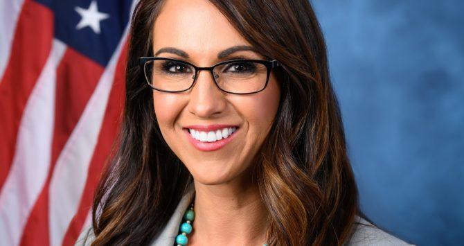 Rep. Lauren Boebert