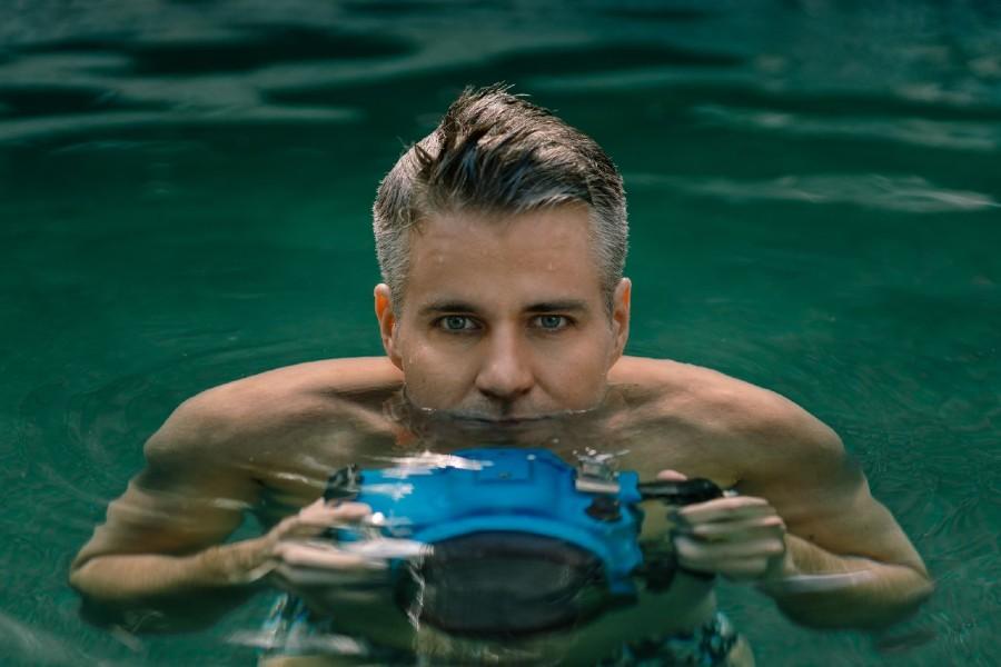 Photographer Lucas Murnaghan