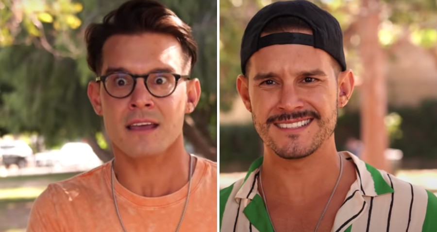 The latest Michael Henry video looks at gay couples who look alike