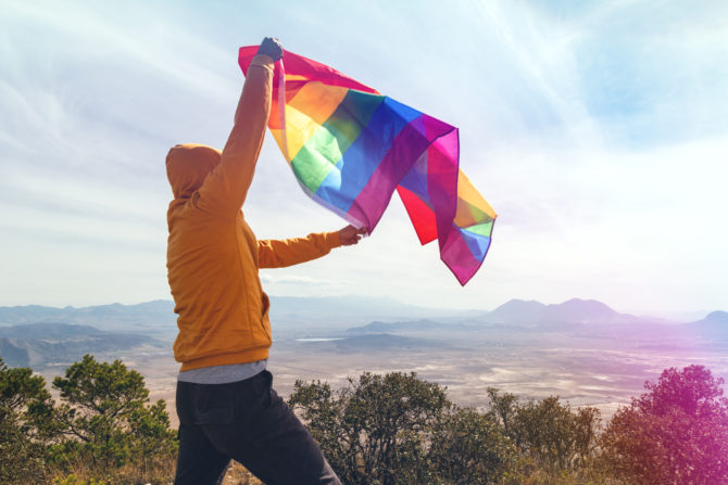 Gay couple SHOCKED to discover thief