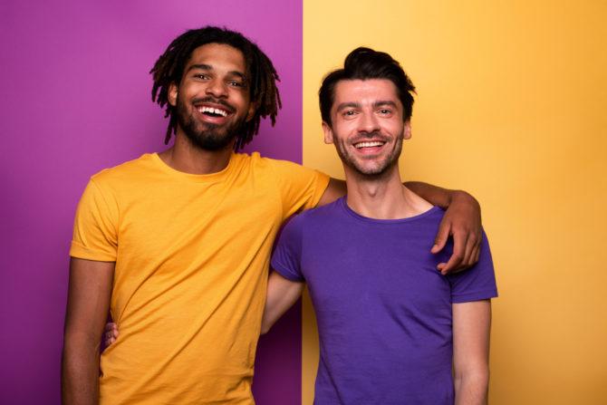 Gay friends