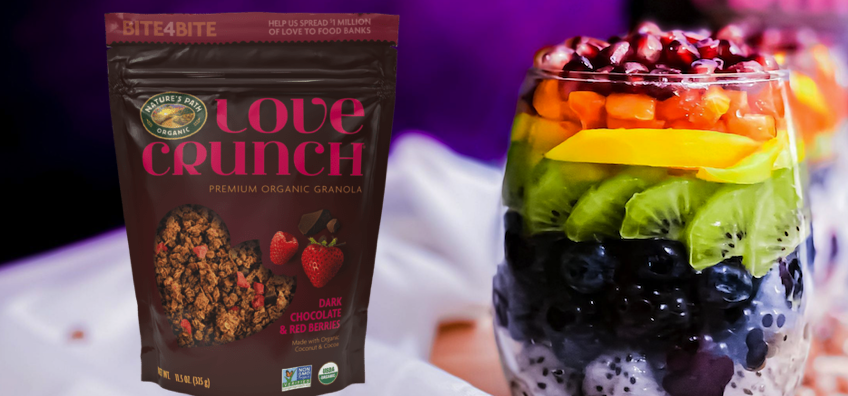 Love Crunch Granola