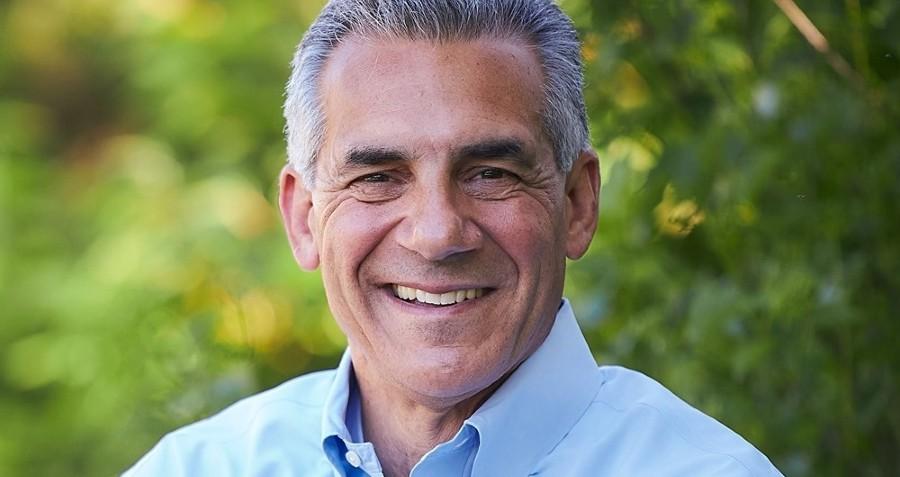 Republican candidate Jack Ciattarelli