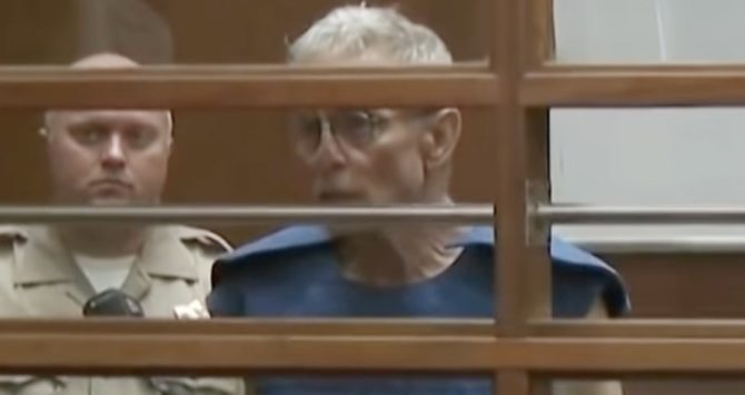 Ed Buck appears at court