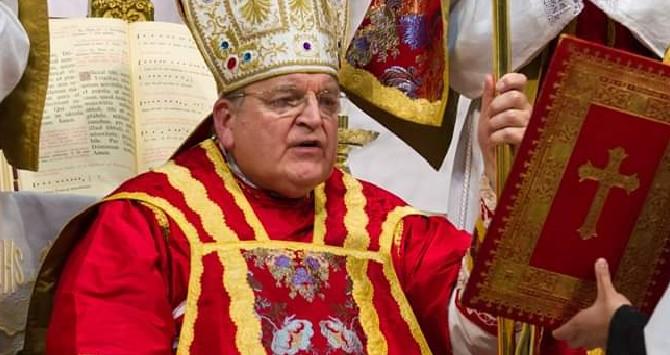 Cardinal Raymond L. Burke