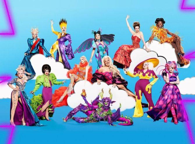 The Drag Race UK season three contestants