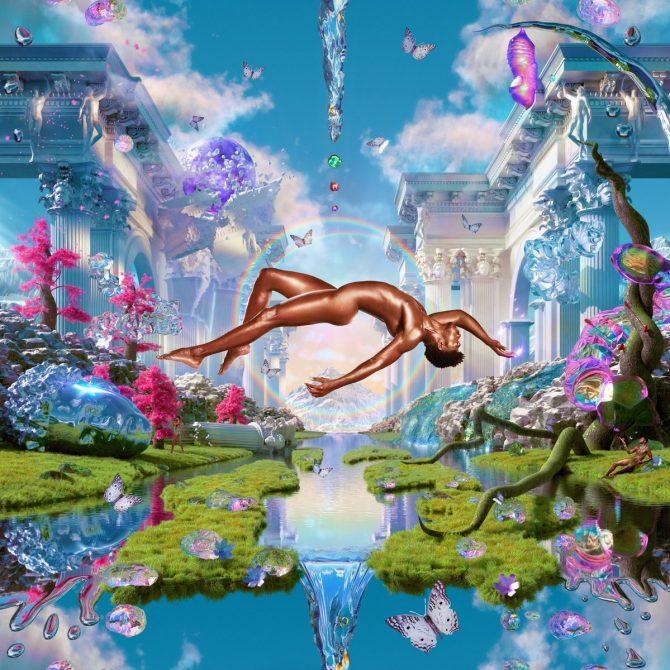 Lil Nas X Montero album artwork