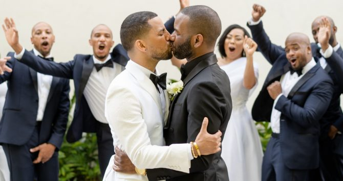Same-sex, U.S. couples who married abroad share their beautiful wedding photos