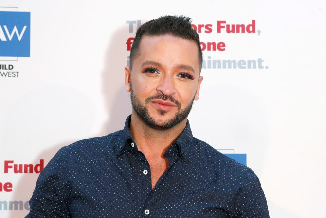 Jai Rodriguez at The Actors Fund's 23rd Annual Tony Awards Viewing Gala in 2019
