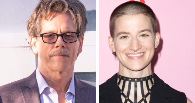 Kevin Bacon and Theor Germain are to start in a gay conversion camp horror movie