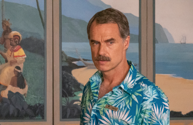 """Murray Bartlett is """"surprised"""" his breakout role came at age 50"""