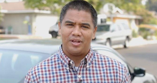 Pastor Roger Jimenez of Verity Baptist Church in Sacramento, CA