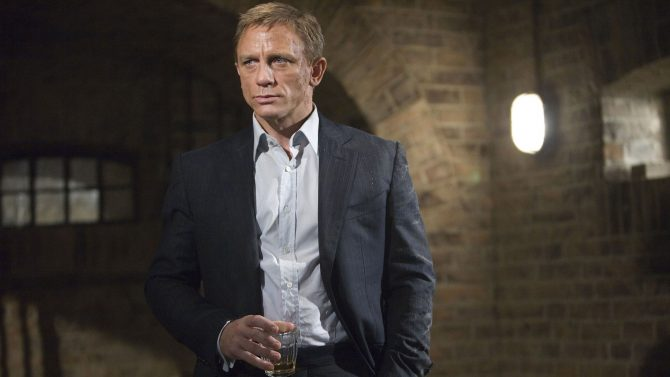 Daniel Craig loves gay bars and hey, we can relate